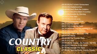 John Denver, Alan Jackson, George Strait, Garth Brooks, Don Williams  - Best Old Country Songs