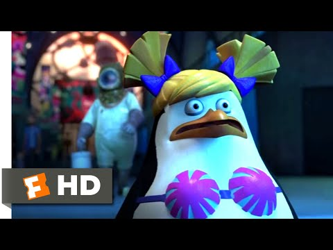 Penguins Of Madagascar (2014) - Operation Flash, Splash & Crash Scene (5/10) | Movieclips