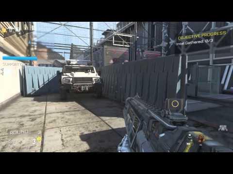 Advanced Warfare Exo Survival Glitch New Detroit Pileup