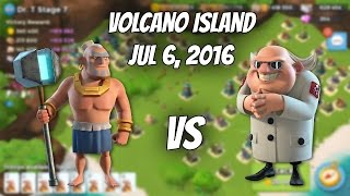 Jul 6, 2016 Dr. T, all stages with Warriors Unboosted - Boom Beach