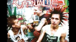 Watch Casualties Political Sin video