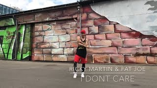 Ricky Martin & Fat Joe - I Dont Care | Zumba Dance Choreo