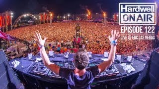 Hardwell Live @ EDC Las Vegas 2013 (Hardwell On Air 122)