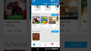 How to delete Roblox friendship from the phone?