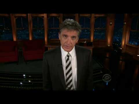 Craig Ferguson on airlines CONTINENTAL