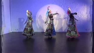 """Узбекский танец """"Карнай дойра"""" Ансамбль """"Бахор"""""""