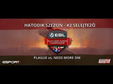 ESL SEC Season VI. CS:GO Qualifier #2 - Plague vs. NMD (cache)