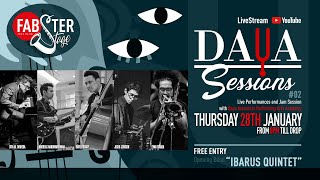 """Download """"Daya Sessions"""" #02 at @FabsterStage"""