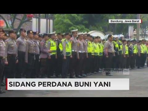Sidang Perdana Buni Yani, Pembacaan Surat Dakwaan Dari JPU