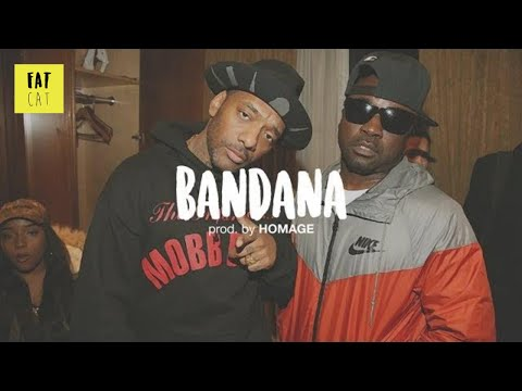 (free) Mobb deep type beat x old school 90s hip hop instrumental | 'Bandana' prod. by HOMAGE