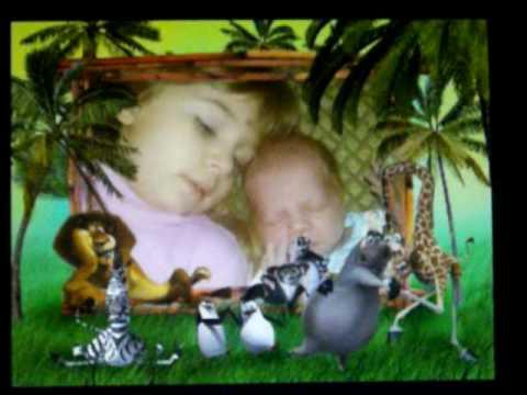 baby slide show music