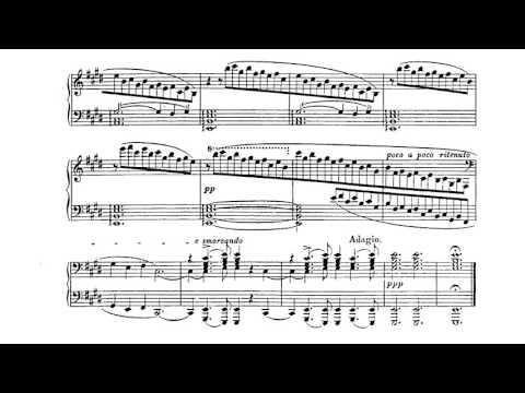 Franz Liszt ‒ Années de pèlerinage, deuxième année – Italie, S161