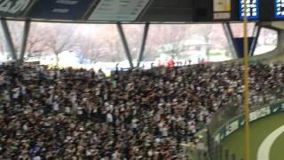2014年 3月30日 in西武ドーム 勝利を呼び込む風になれすべてを超...