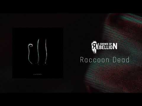 a crowd of rebellion / Raccoon Dead [from 3rd full album