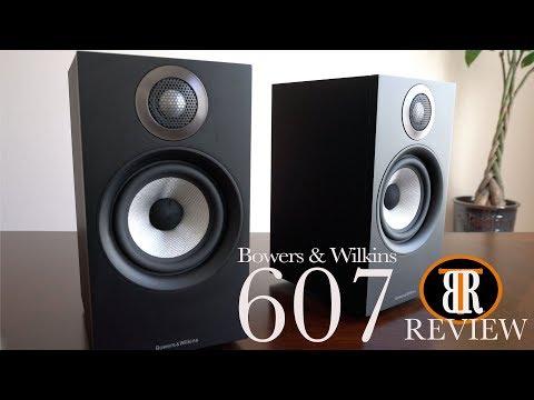 Bowers & Wilkins 607 Speaker Review