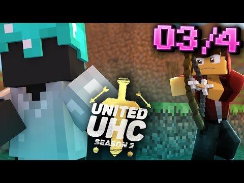 Minecraft: United UHC Season 2 Ep. 3-4! - IM SORRY.