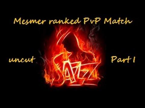 GW2 PvP Burst Mesmer/ Chronomancer match (uncut) + gameplay tips