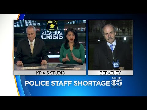 Berkeley Police Staffing Levels Dip To Crisis Point