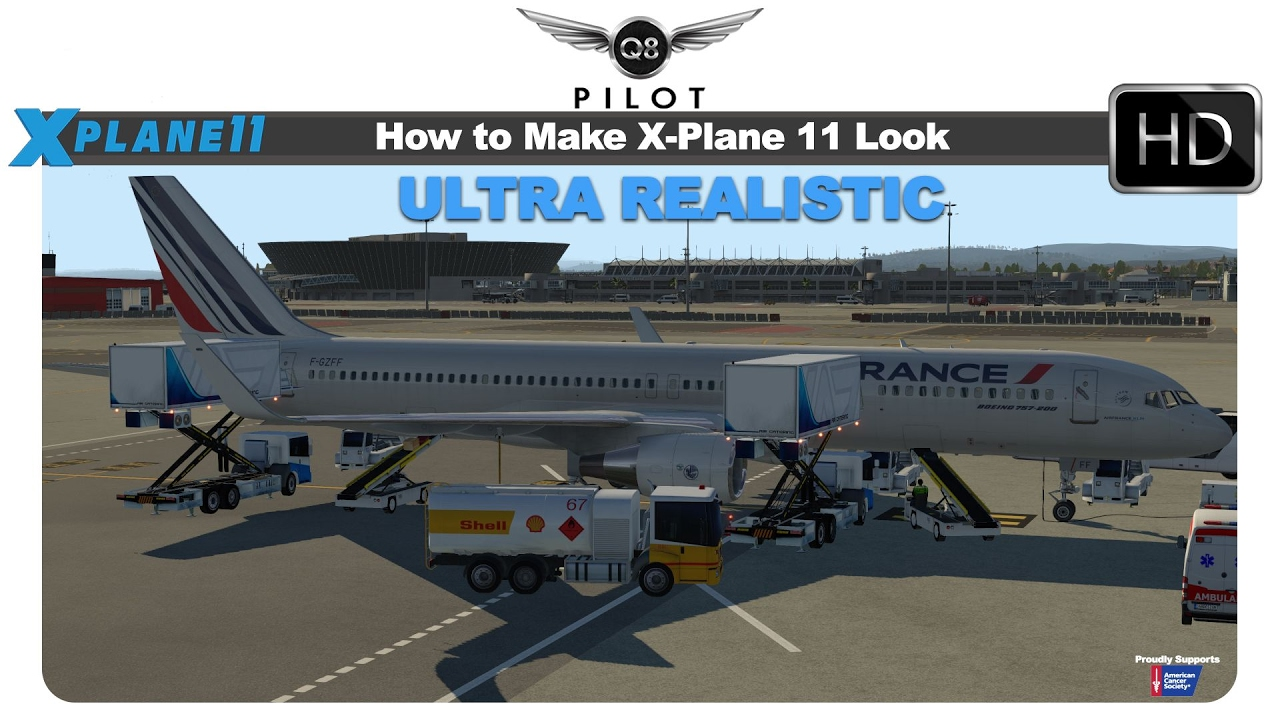 x plane 11 how to make x plane 11 look ultra realistic for free rh youtube com x plane 9 manuel francais X-Plane 10
