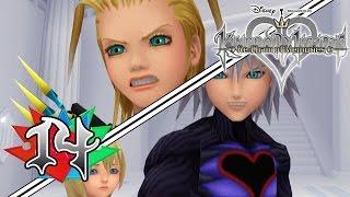 Kingdom Hearts Re: Chain of Memories ITA [Parte 14 - Riku IV - Larxene II]