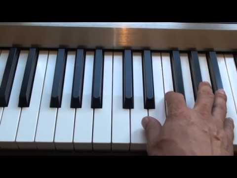 How To Play Cookie On Piano