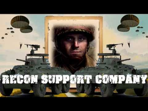 Company of Heroes 2 - Recon support Company