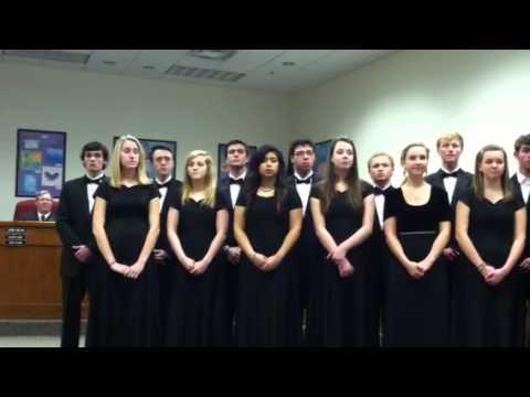 Riverbend High School's Bel Canto
