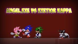 EXETIOR KAPPA BETRAYED EXETIOR! | Angel.exe VS Exetior Kappa [Demo 3]