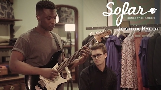 Joshua Kyeot - He Lives in You (Cover) | Sofar London