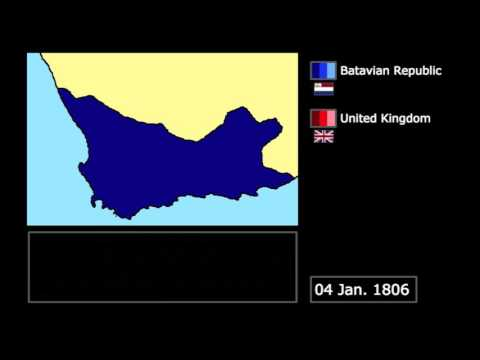 [Wars] The British Invasion of Dutch Cape Colony (1806): Every Day