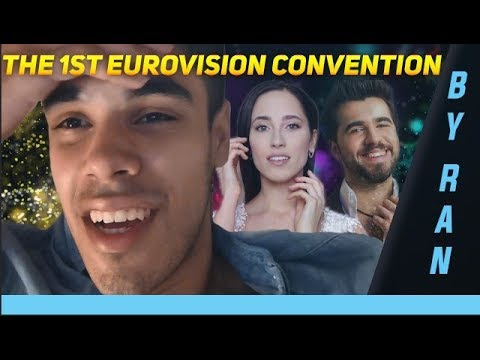 "My Weekend at the First Eurovision Convention! ""UNESCON"" [VLOG]"