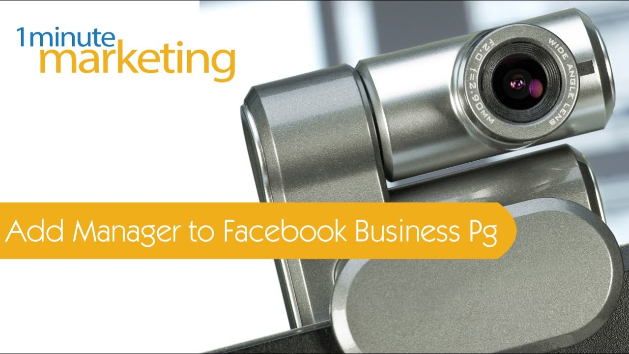 How To Add A Manager To Facebook Business Page