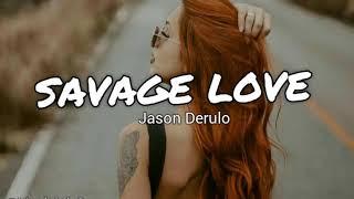 Jason Derulo - Savage Love مترجمة عربي