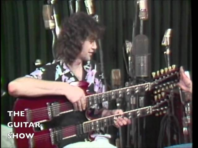 THE GUITAR SHOW with Jimmy Page