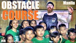 Sheamus Ninja Warrior (MANILA!)