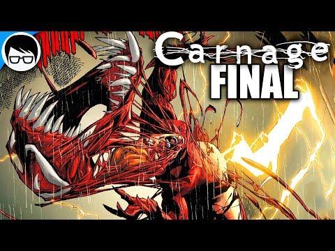"EL OSCURO FINAL DE SUPERIOR CARNAGE ""Final"" | Superior-Carnage #5"