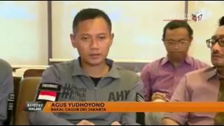 parodi agus harimurti yudhoyono