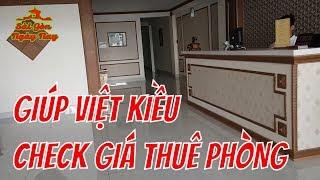 """Giúp Việt Kiều """"tham khảo"""" giá thuê phòng Hotel khi về Sài Gòn"""