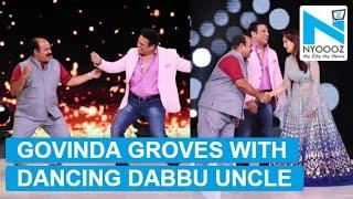 Govinda meets Dancing uncle on Madhuri's reality show 'Dance Deewane'