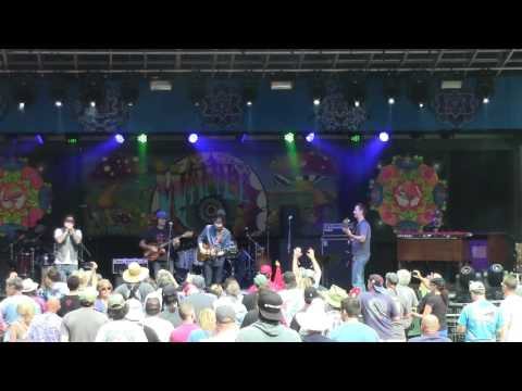 Don't Keep Me Wonderin'- Ben Sparaco Band w/Guests Wanee Festival