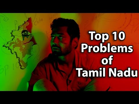 TOP 10 Problems of Tamil Nadu | Ft. Varun | Countdown | Madras Central