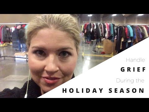 How to Handle Grief During the Holiday Season