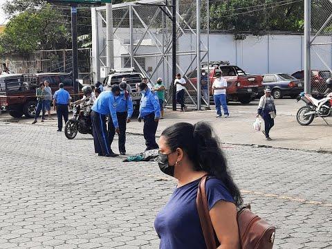 Niño muere tras caer de ruta en mal estado en Managua