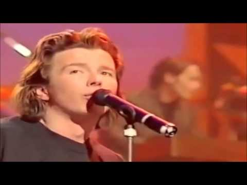 Rick Astley-Cry For Help Live 1992
