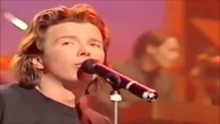 Gambar cover Rick Astley-Cry For Help Live 1992