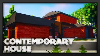 Minecraft - Modern Contemporary House