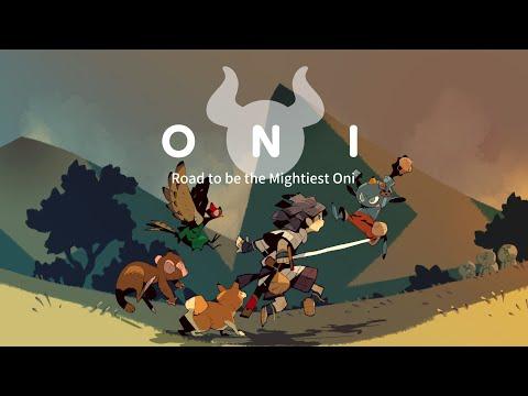 『ONI』(仮称)ティザームービー