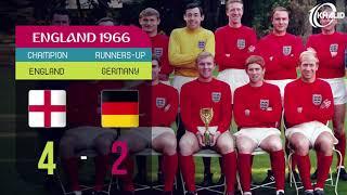 FIFA World Cup Winners II 1930    2018 II