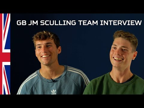 Interview with GB JM Sculling Team 2018