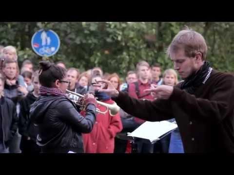 Sointi Jazz Orchestra @ Sinisen Huvilan Kahvila (Taiteiden yönä 21.8.2014)